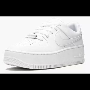 Nike Air Force 1 Sage Low Triple White
